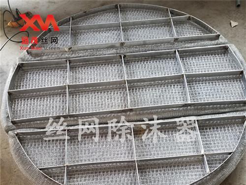 DN1000-100型丝网除沫器