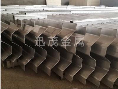 不锈钢折流板细节