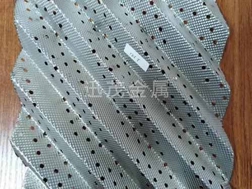不锈钢孔板填料